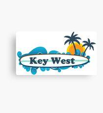 Key West.  Canvas Print
