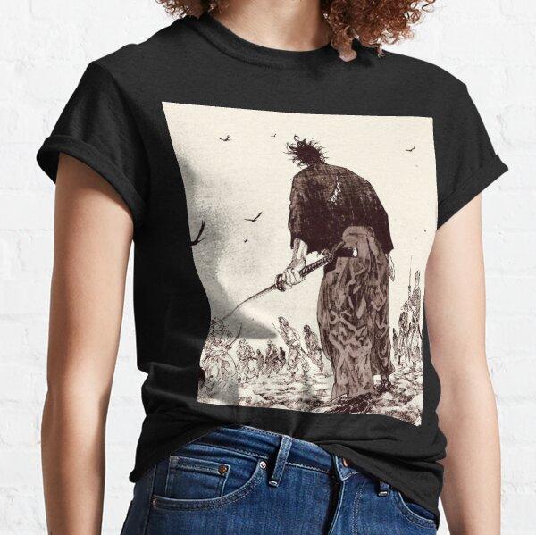 Vagabond - Samarai / Ronin Free For All Classic T-Shirt