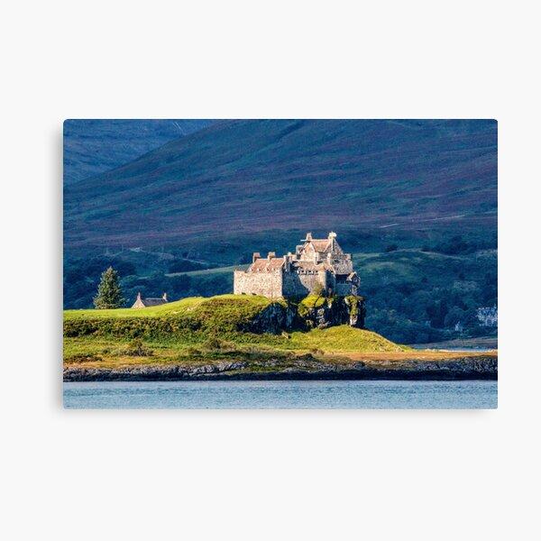 Duart Castle Canvas Print