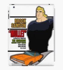 Brock Samson IS MULLET! iPad Case/Skin