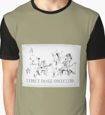 Street Dance Orchestra Graphic T-Shirt