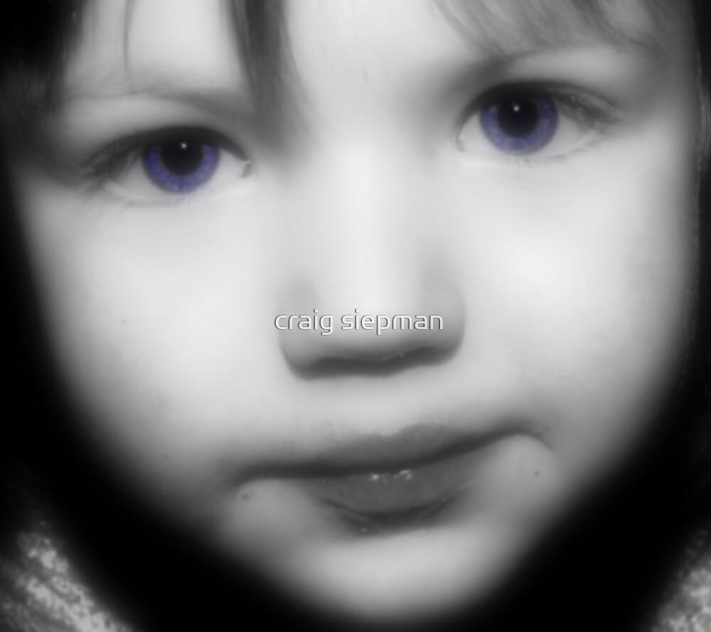 Baby blue by craig siepman