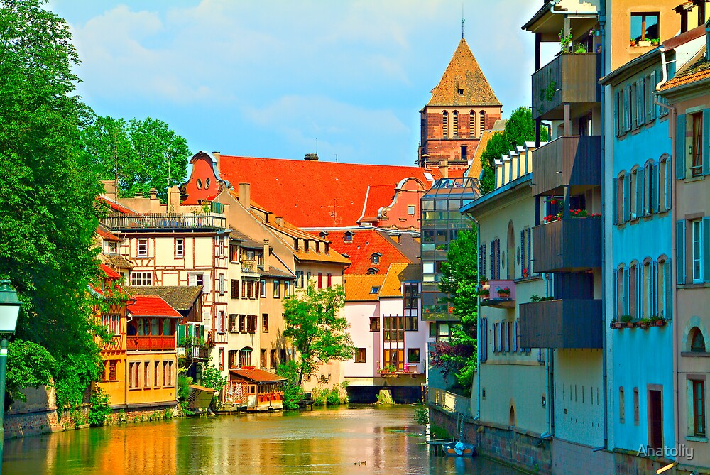 All Colors of Strasbourg by Anatoliy