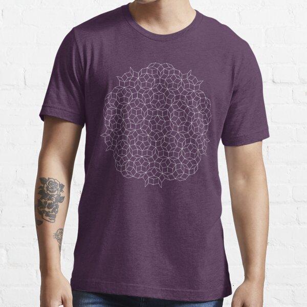 Penrose Tiling Essential T-Shirt