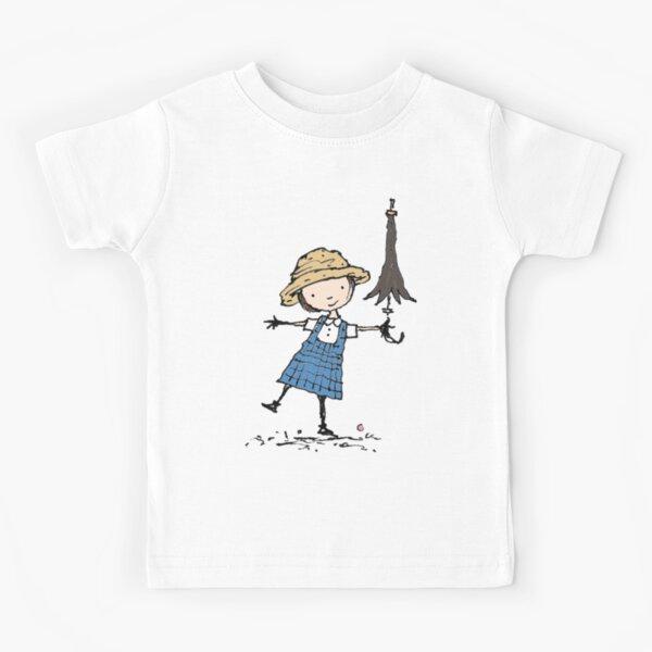 It's dancing weather Kids T-Shirt