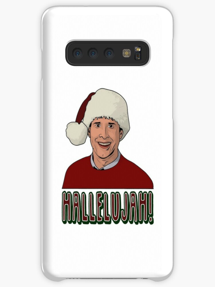 Christmas Vacation Hallelujah.National Lampoons Christmas Vacation Inspired Hallelujah Case Skin For Samsung Galaxy By Ccheshiredesign