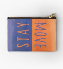 Move or Stay Camp Locations? Studio Pouch