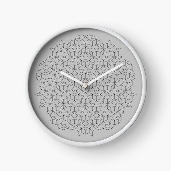 Penrose Tiling Clock