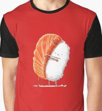 Camiseta gráfica Sushi Hug