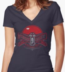 Ultimate Trainer Women's Fitted V-Neck T-Shirt