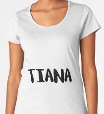 TIANA Women's Premium T-Shirt
