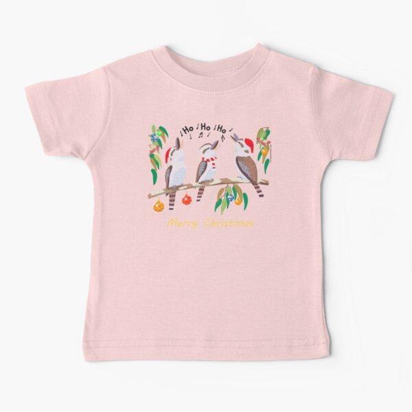 Kookaburras Australian Christmas Carols  Baby T-Shirt