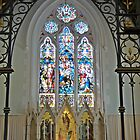 St John the Evangalist Altar Window by kalaryder