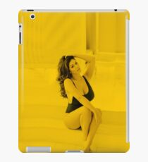 Lucy Pinder - Promi (Fotokunst) iPad-Hülle & Klebefolie