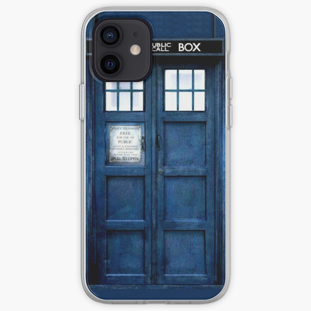 Doctor Who Tardis Phone Case iPhone Case & Cover