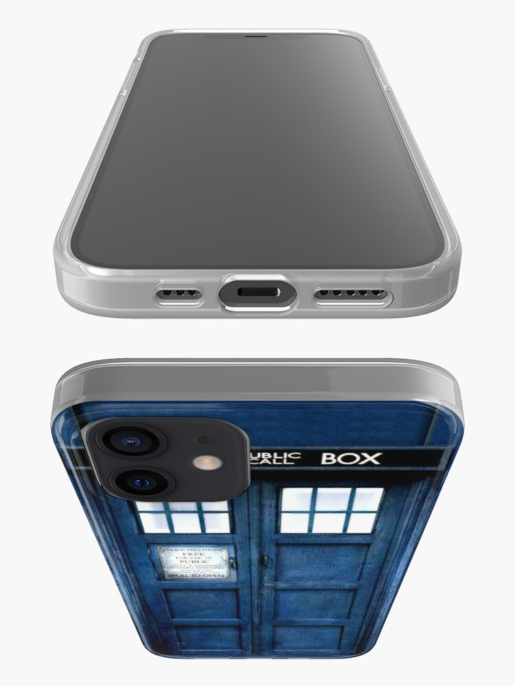 Alternate view of Doctor Who Tardis Phone Case iPhone Case & Cover
