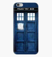 Doctor Who Tardis Phone Case iPhone Case
