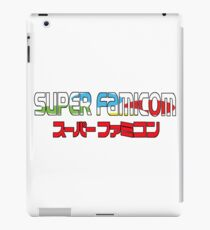 Super Famicon iPad Case/Skin