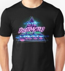 The Distracted Globe Unisex T-Shirt