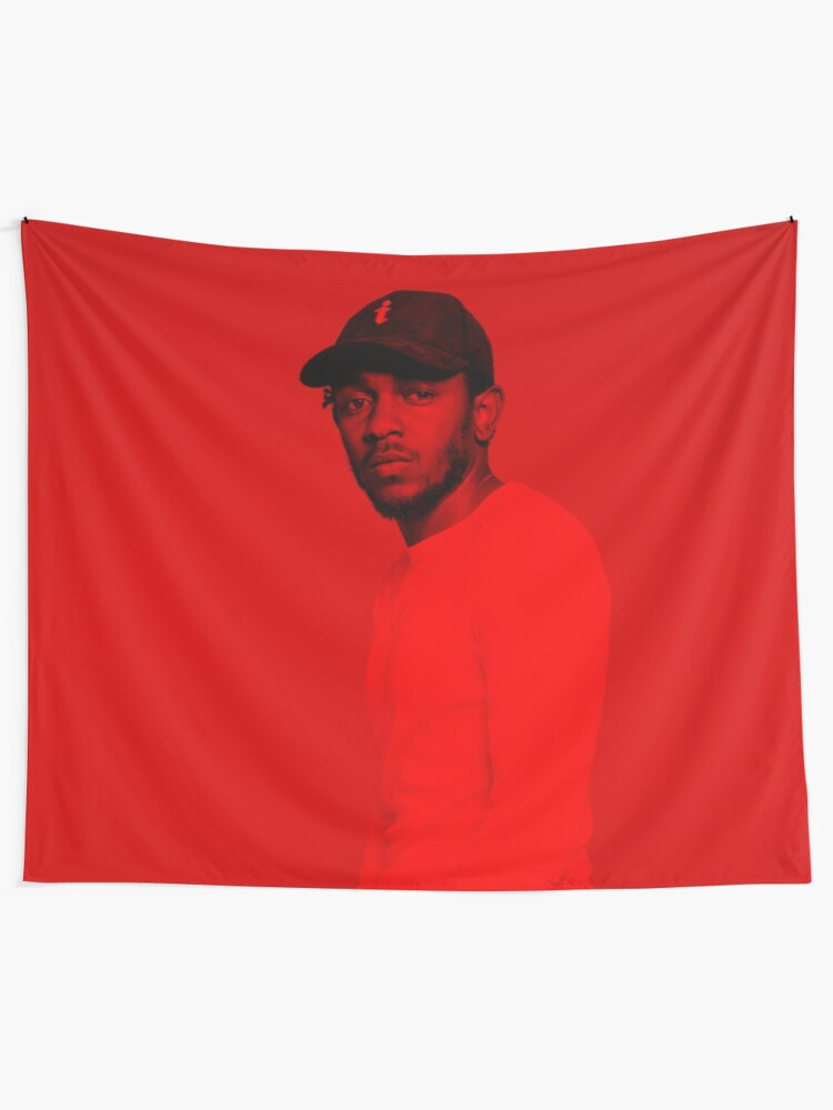 Alternate view of Kendrick Lamar - Celebrity Tapestry