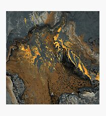 Coasts Aflame Photographic Print
