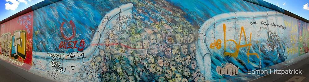 BERLIN WALL, GERMANY by Eamon Fitzpatrick