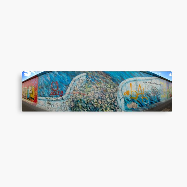 BERLIN WALL, GERMANY Canvas Print