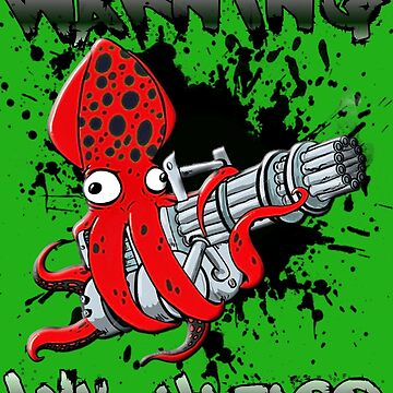 Squid Hunters Ink Hazard O-Negative by squidhunterwa