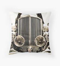 Antique Car - Pierce Arrow Throw Pillow