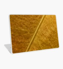 Golden Spine Laptop Skin