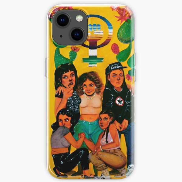 Chicana y chingona iPhone Soft Case