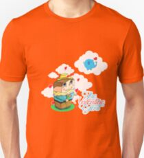 Mr. Cute Valentine Unisex T-Shirt