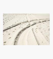 Crossed Paths Photographic Print