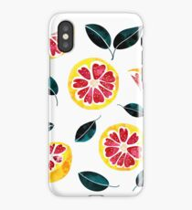 Fruit Crush #redbubble #decor #buyart iPhone Case/Skin