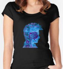 Ten & Rose Women's Fitted Scoop T-Shirt