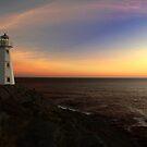 North Atlantic Sunrise by Brian Carey