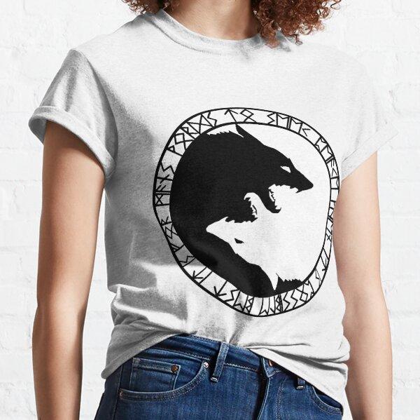 Viking wolf Classic T-Shirt