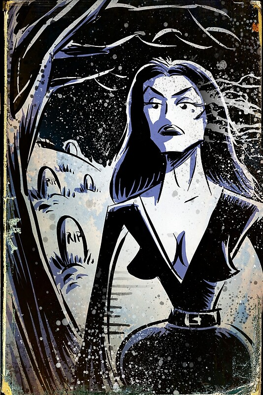Quot Vampira Plan 9 From Outer Space Outerspace Ed Wood B