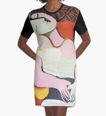 """Le Rêve ( """"The Dream"""")- Pablo Picasso Graphic T-Shirt Dress"""