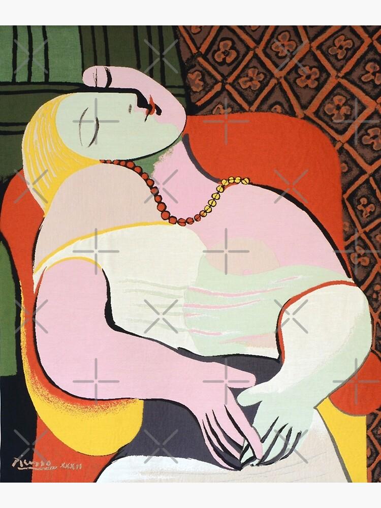 "Le Rêve ( ""The Dream"")- Pablo Picasso by LexBauer"