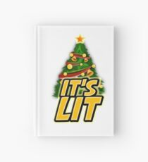 IT'S LIT Hardcover Journal