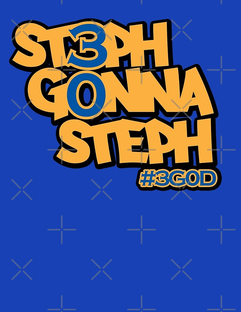 Steph Gonna Steph by themarvdesigns