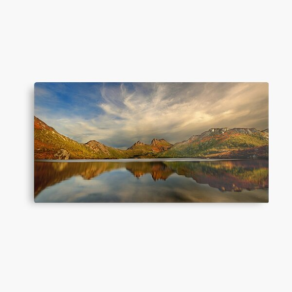 Afternoon light,  Dove Lake Metal Print