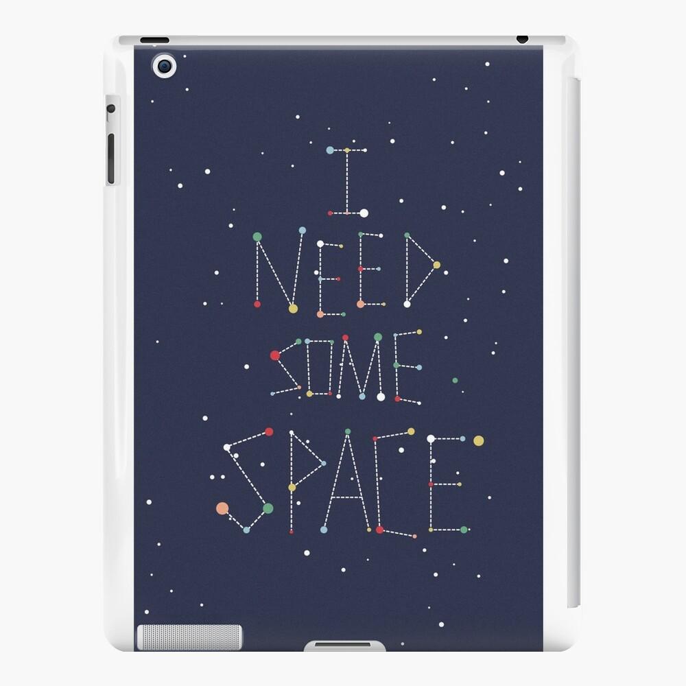 Necesito algo de espacio Vinilos y fundas para iPad