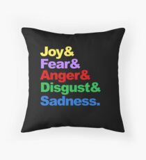 INSIDE OUT EMOTIONS Floor Pillow