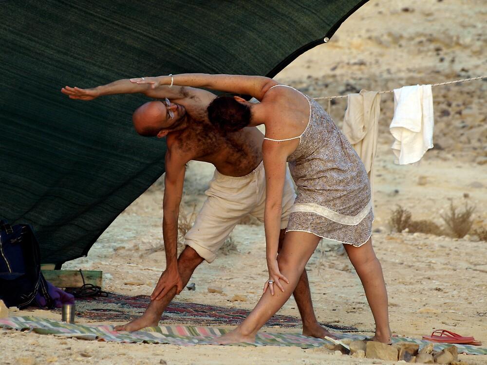 Yoga by MichaelBr