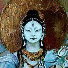 White Tara  by Silk Alchemy