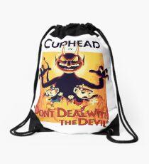 Cuphead Drawstring Bag