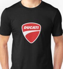 Ducati Logo Merchandise Unisex T-Shirt