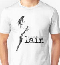 Serial Experiments Lain - Lain Fade Unisex T-Shirt